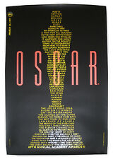 69th Academy Awards Poster