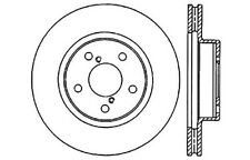 Centric Parts 121.47010 Front Disc Brake Rotor
