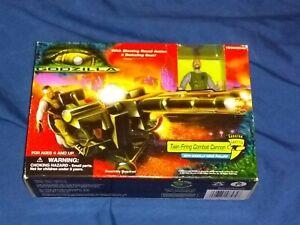 Trendmasters Godzilla Twin Firing Combat Cannon MIB sealed