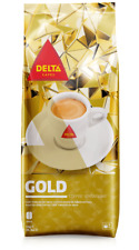 Delta Gold Ground Coffee 250gr, portuguese coffee for machine - Tracked service