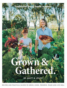 Grown & Gathered By Matt Purbrick Paperback Free Shipping