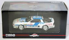 Ebbro 43822 Minolta Tom'S Toyota Supra Gr.A 1990 1/43 scale
