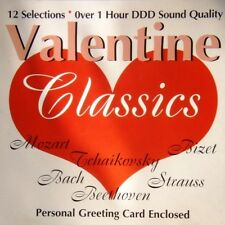 Classical Valentine - Personal Greeting Card Enclosed - 1997 CD