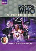 Doctor Who - Resurrection Of The Daleks (2 Disque Spécial Edition) Dr %