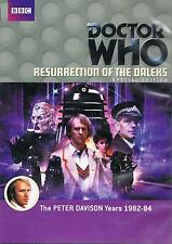 Doctor Who - Resurrection of the Daleks (2 DISC SPECIAL EDITION)  MUST SELL