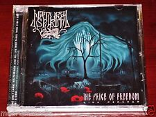 Natural Spirit: The Price Of Freedom Limited Edn CD 2011 Stormspell SSR-DL61 NEW