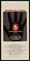 L145 Cartel El Fuga Por Logan LOGAN'S Run Farrah Fawcett York Fanta Sci Fi