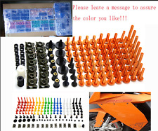 FOR KTM RC8 / R 2009-2016 990 SuperDuke 05-12 Fairing Bolt Kit Clip Screws Nuts