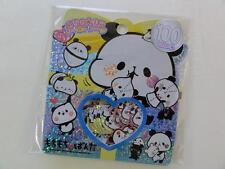 Kamio Mochi Panda Flake Sack Sticker cute kawaii journal planner gift x sanrio