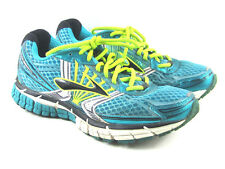 BROOKS Adrenaline GTS 14 Turquoise Athletic Shoes - Women's Size 8.5