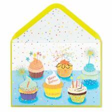Gorgeous Papyrus Festive Cupcakes Birthday Card