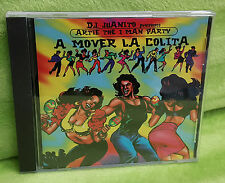 Artie the 1 Man Party - A Mover La Colita 3 Track CD Single 72392 78048-2