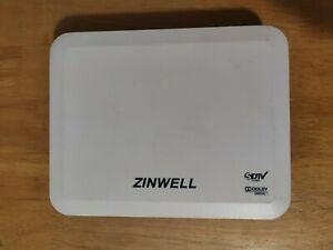 Zinwell Digital To Analog Convertor Box  Model ZAT-970A - DC 5V 1.5A