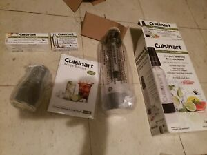 Cuisinart Carbonation Compact Sparking Beverage System