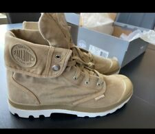 "Palladium men""s boots size 12 US ( EUR 46) ,color dark khaki"