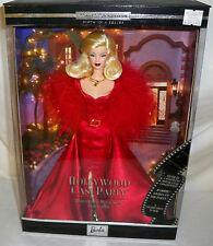 Hollywood Movie Star Collection  Hollywood Cast Party Barbie Doll NRFB Red Dress