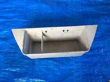 Toyota Landcruiser 79 series ute  plastic storage box body console box GREY 1463