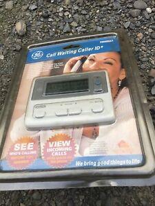 New GE General Electric Call Waiting Caller ID 29088GC1 80 Names/ Number Memory