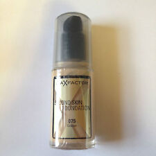 MAX FACTOR SECOND SKIN FOUNDATION SAND BRONZE 30ML *CHOOSE SHADE*