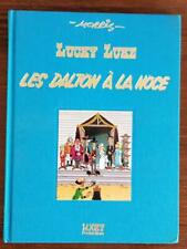 Lucky Luke: LES DALTON A LA NOCE. Tirage Limité Edition De Luxe Tirage Presse