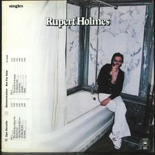 RUPERT HOLMES 'Singles' NM Never played 1st press 1976 WLP Promo LP