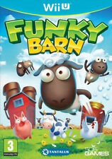 Funky Barn (Nintendo Wii U, 2012)