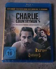 Charlie Countryman Shia LaBeouf Charly Til Schweiger Blu-ray/NEU & OVP