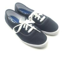 Womens Keds Casual Shoes - Size 6.5  - Navy Blue - WF34100M