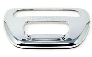 Chrome Rear Tailgate Surround Cover fits Mitsubishi L200 Triton (2005-2009)