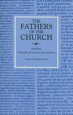 Fathers of the Church Patristic: Homilies on Genesis and Exodus Vol. 71 by...