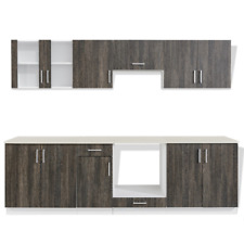 komplett k chen ausstattungen g nstig kaufen ebay. Black Bedroom Furniture Sets. Home Design Ideas
