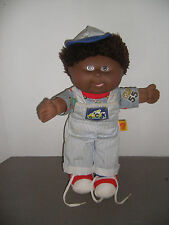 "Xavier Roberts Cabage Patch Toddler Collection 15"" 1990 African American"