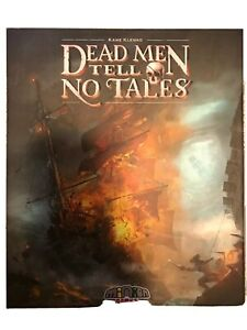 Dead Men Tell No Tales by Kane Klenko Minion Board Game.  Excellent Condition.