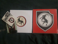 """goatmoon son of the northwind 7"""" vinyl + 2 stickers"""