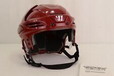 Warrior Krown 360 Ice Hockey Helmet Maroon Size Small 6 1/2 - 7 1/4 (1105)