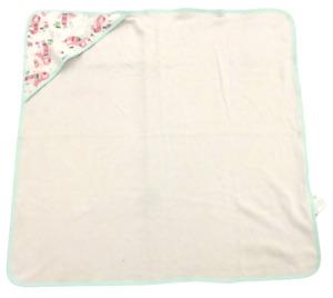 """RENE ROFE HOODED BABY TOWEL; Mermaids, 26"""" x 26"""""""