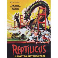 Reptilicus - Il Mostro Distruggitore  [Dvd Nuovo]
