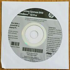 Windows 10 Pro 64bit Recovery DVD,  No Key!