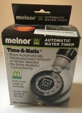 New listing Melnor Time-a-Matic Water Control Model 101 Brand New Unused