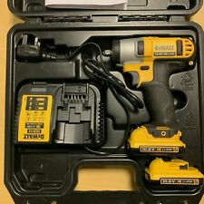 Dewalt Dcf813D2-Gb 10.8V Impact Wrench 2 x 2.0Ah + KITBOX *BRAND NEW*