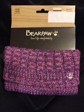 BEARPAW BOOT CUFF FOR LADIES