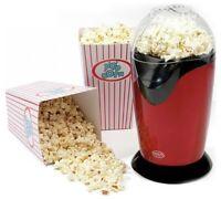 NEW American Originals Popcorn Maker Tasty Popcorn In Less Than Three Minutes_UK