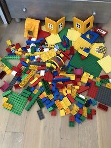 Gros Lot de Lego Duplo en vrac, environs 3,8kg