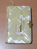 MISAL antiguo, devocionario, libro 1ª comunión, religioso