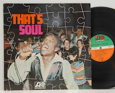 That´s Soul        Various Artists        NM # V