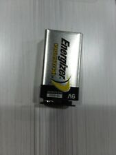 energizer 9 volt industrial 25  brand new batteries