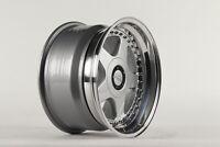 4x OZ FUTURA 3-tlg. wheels Felgen 8,5 10 17 zoll BMW E36 E46 E34 E32 E31 850i M3
