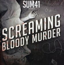 Sum 41 - Screaming Bloody Murder [New CD] UK - Import