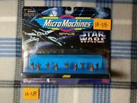 * VTG * NIB * NOS * Micro Machines Star Wars Jawas GALOOB NIP  66080 1A-38