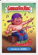 Garbage Pail Kids Mini Cards 2013 Base Card 11b Musical MIKE